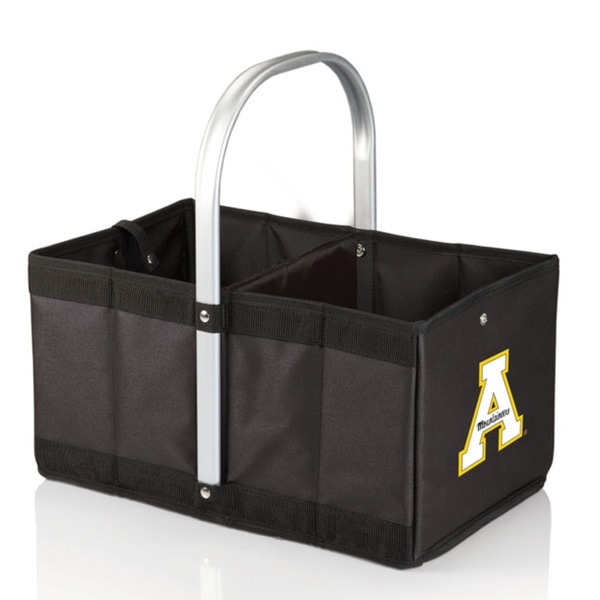 Appalachian State Mountaineers Urban Basket - Black 11588540