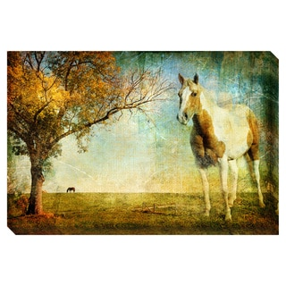 Fallow II Oversized Gallery Wrapped Canvas