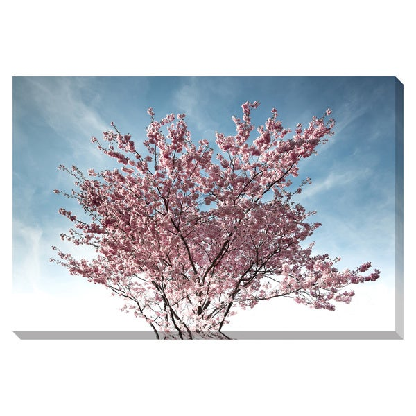 Spring on Top Oversized Gallery Wrapped Canvas