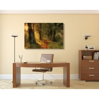 The Path Less Taken II Oversized Gallery Wrapped Canvas