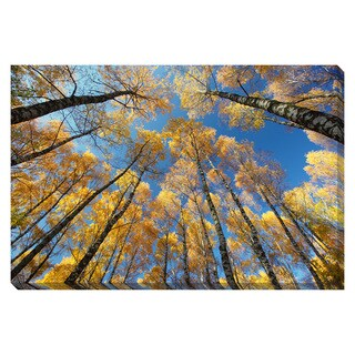 Friends of the Forest Oversized Gallery Wrapped Canvas