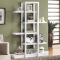 White Open Display 5-Tier Etagere