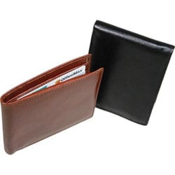 Castello Leather Hidden Cash Wallet