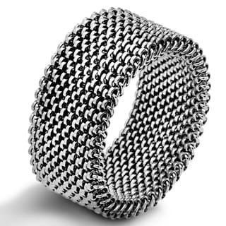Stainless Steel Men's Stretch Band