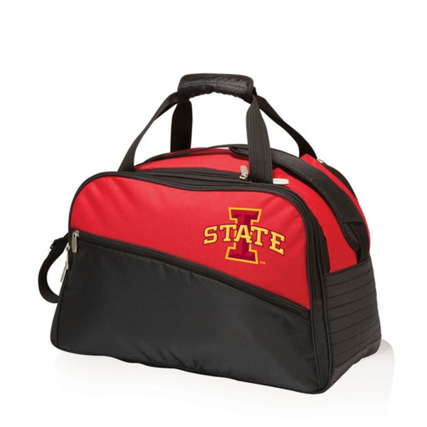 Tundra Iowa State Cyclones Red Duffel Cooler