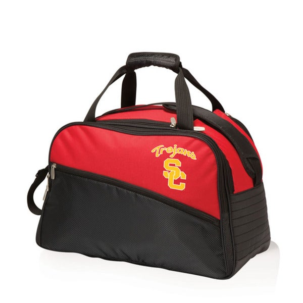 Tundra Red USC Duffel Cooler