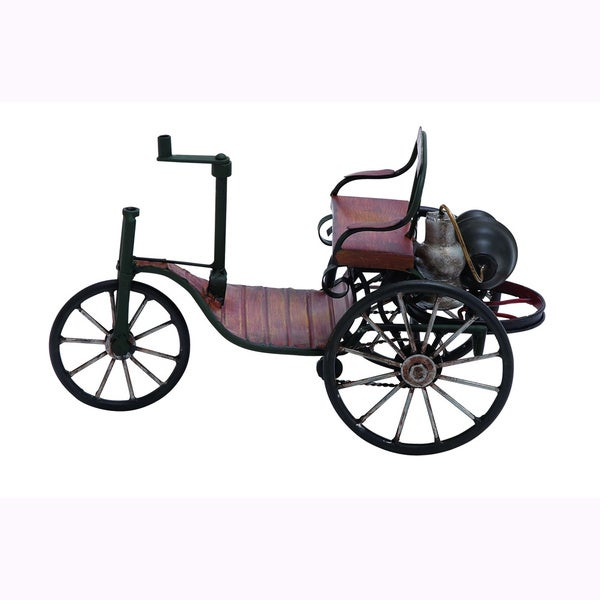 Vintage Turn of The Century Tricycle Carriage