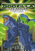 Godzilla: The Series Monster Wars Trilogy (DVD)