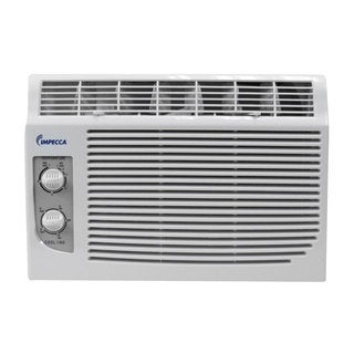 Impecca 6,000 BTU/h Window Air Conditioner with Mechanical Controls