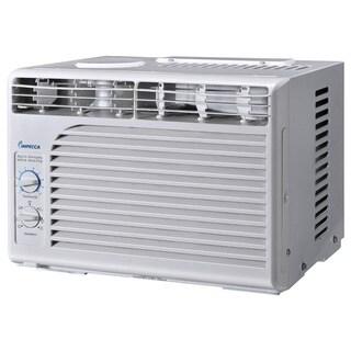Impecca 5,000 BTU/h Window Air Conditioner with Mechanical Controls