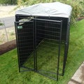 AKC Premium Heavy Duty Kennel