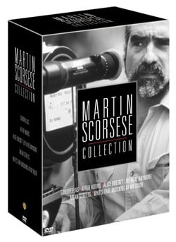 Scorsese Collection (DVD)