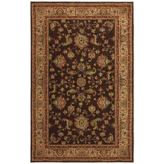 Karastan Knightsen Brighton Station Coffee Rug (5'6 x 8'3)