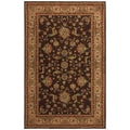 Karastan Knightsen Brighton Station Coffee Rug (9'6 x 12'11)