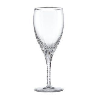 Lenox Encore Platinum Crystal Iced Beverage Glass