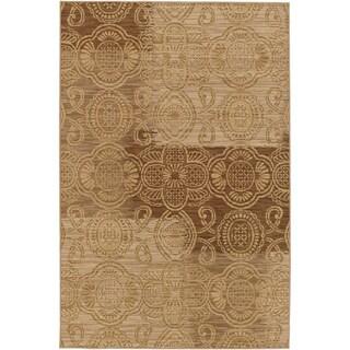 Karastan Elan Savoy Ivory Rug (8'6 x 11'6)