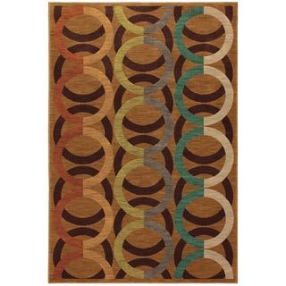 Karastan Artois Dainville Chestnut Rug (8' x 10')