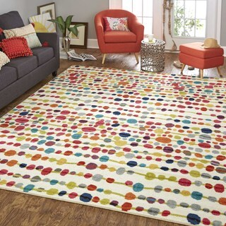 Mohawk Home Delerus Multicolored Area Rug (8' x 10')