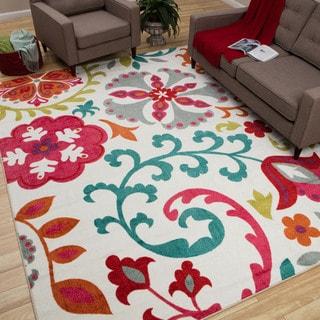Mohawk Home Idas Garden Rug (5' x 8')