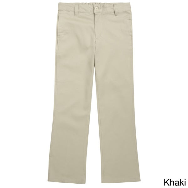 French Toast Girls Stretch Twill Pants