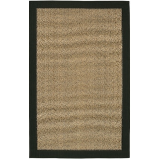 Reed Black/Gold Rug (5' x 8')