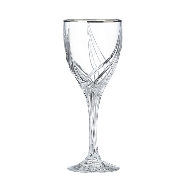 Lenox Debut Platinum Crystal Goblet