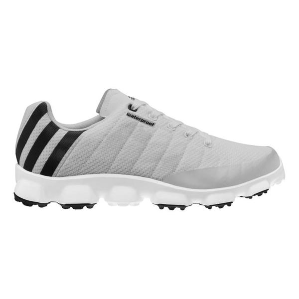 Adidas Men's Crossflex Grey/ Black/ White Golf Shoes