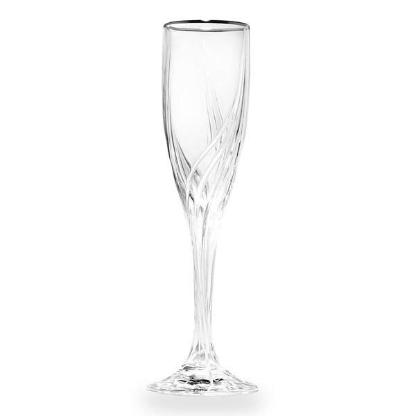 Lenox Debut Platinum Crystal Flute