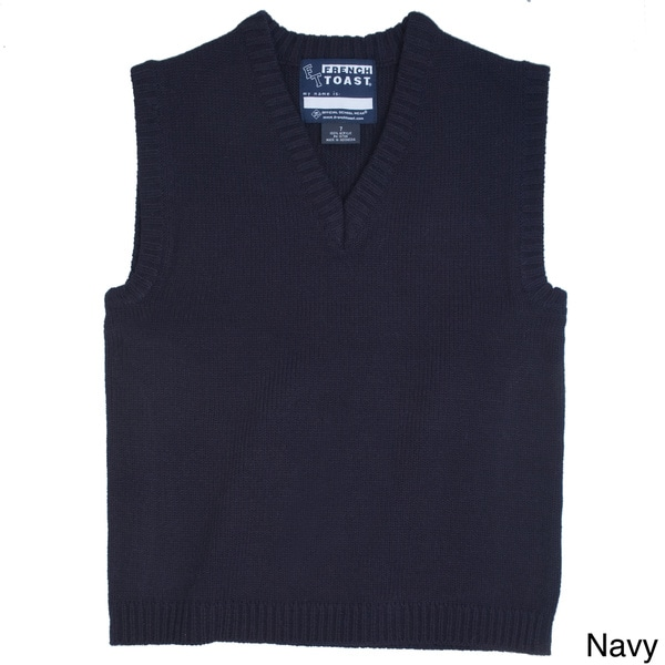 FrenchToast Boys V-neck Sweater Vest