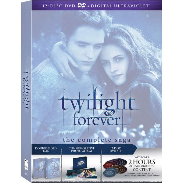 Twilight Forever Box Set (DVD) 11591402
