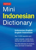 Tuttle Mini Indonesian Dictionary: Indonesian-English / English-Indonesian (Paperback)