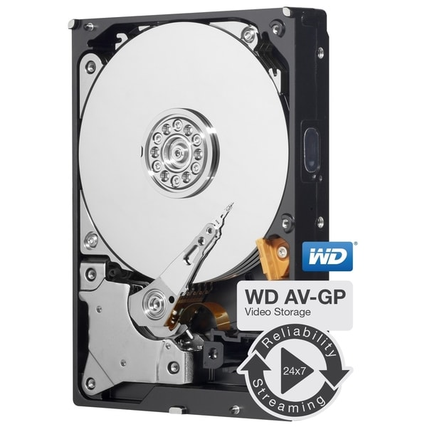 "WD AV-GP WD30EURX 3 TB 3.5"" Internal Hard Drive"