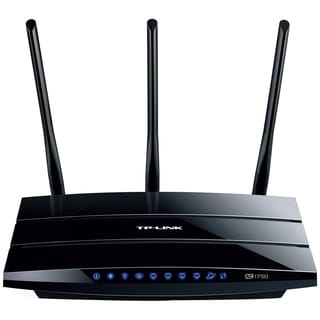 TP-LINK Archer C7 AC1750 Dual Band Wireless AC Gigabit Router, 2.4GHz