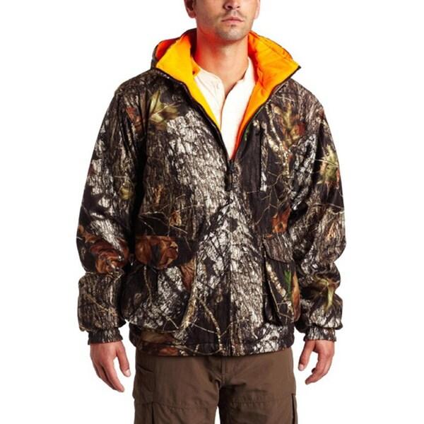 Yukon Gear Reversible Mossy Oak Break Up/Blaze Jacket
