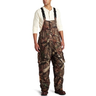 Yukon Gear Reversible Bib Overalls Mossy Oak Break Up Infinity/Blaze
