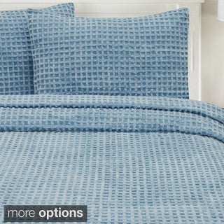 Honeycomb Bedspread (Shams Sold Separately)