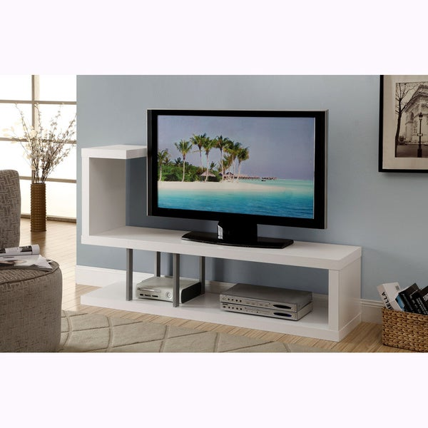 White tv console 15601395 shopping White tv console