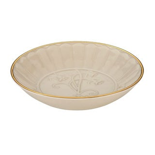 Lenox Neutral Ivory Floral Melody Small Dish