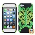 BasAcc Butterflykiss Hybrid Case with Diamonds for Apple� iPhone 5