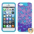 BasAcc FlowerPower Hybrid Case with Diamonds for Apple� iPhone 5