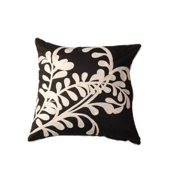 Black/ White Decorative Pillow