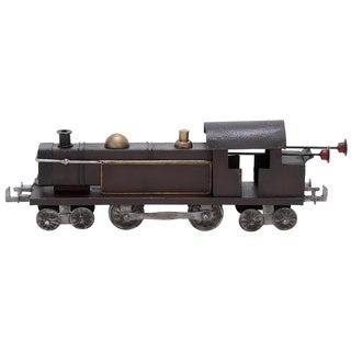 Unique Home Accents Metal Locomotive