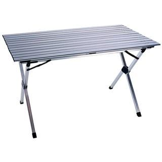 Slumberjack Silver Stowaway Camp Table