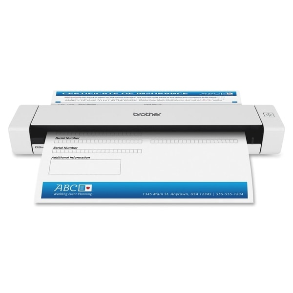 Brother DS-620 Sheetfed Scanner - 600 dpi Optical
