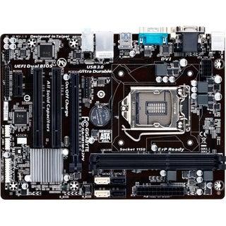Gigabyte GA-H81M-S2PV Desktop Motherboard - Intel H81 Chipset - Socke