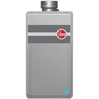 Rheem 9.5 GPM Low NOx Direct Vent Tankless Natural Gas Water Heater