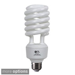 Goodlite 40 Watt 150 Watt Replacement Full Spectrum Compact Fluorescent 2600 Lumen T4 Spiral Light Bulb