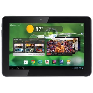 "Hannspree 10.1"" Android Tablet Metallic"