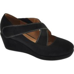 Women's Stefani French 13 Black Suede
