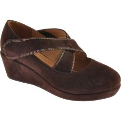 Women's Stefani French 13 Brown Suede